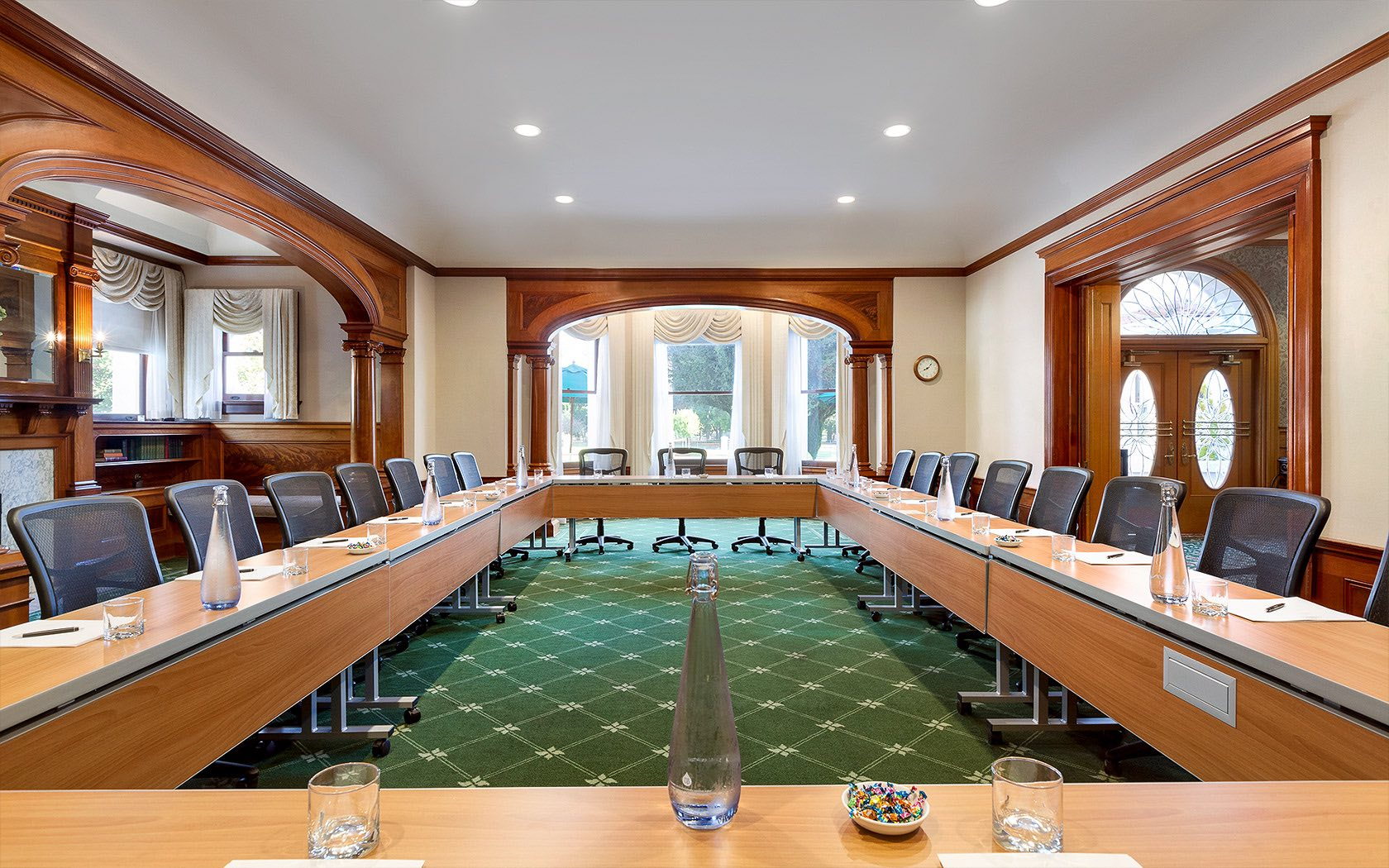 Hayes Mansion Conference Room